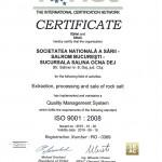 Cert ISO 90001-2008